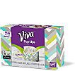 New Viva Pop Ups paper towels in a box